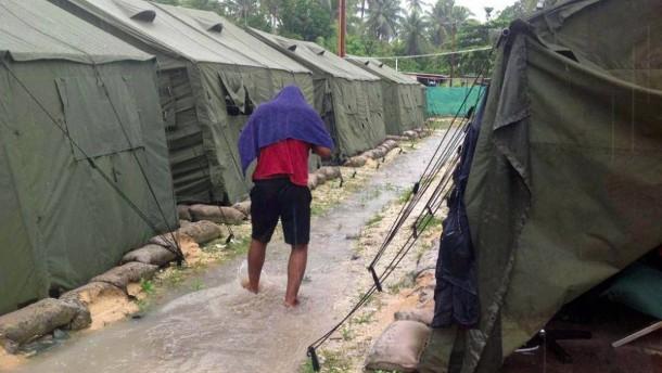 Australien beendet Flüchtlingsabkommen