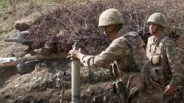 Aserbaidschan startet neue Offensive