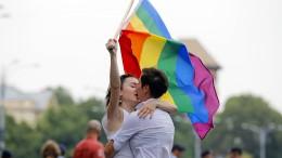 Herrn Gheorghius Kampf gegen die skrupellose Homosexuellenlobby