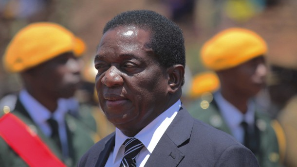 Mnangagwa soll am Freitag vereidigt werden