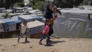 Zahl der Flüchtlinge auf Rekordhoch
