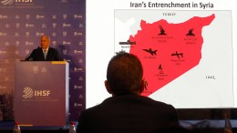 Israel bombardiert Verbündete Irans
