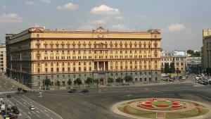 Geheimdienstler in Russland verhaftet