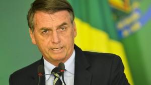 Brasiliens Präsident muss sich erklären