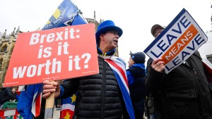 Brexit-Abstimmung wird wohl verschoben