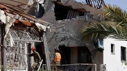 Zwei Israelis bei Raketenangriff auf Aschkelon getötet