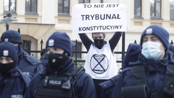 EU-Kommission verklagt Polen vor EuGH