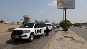 Houthis ziehen sich aus Hafenstadt zurück
