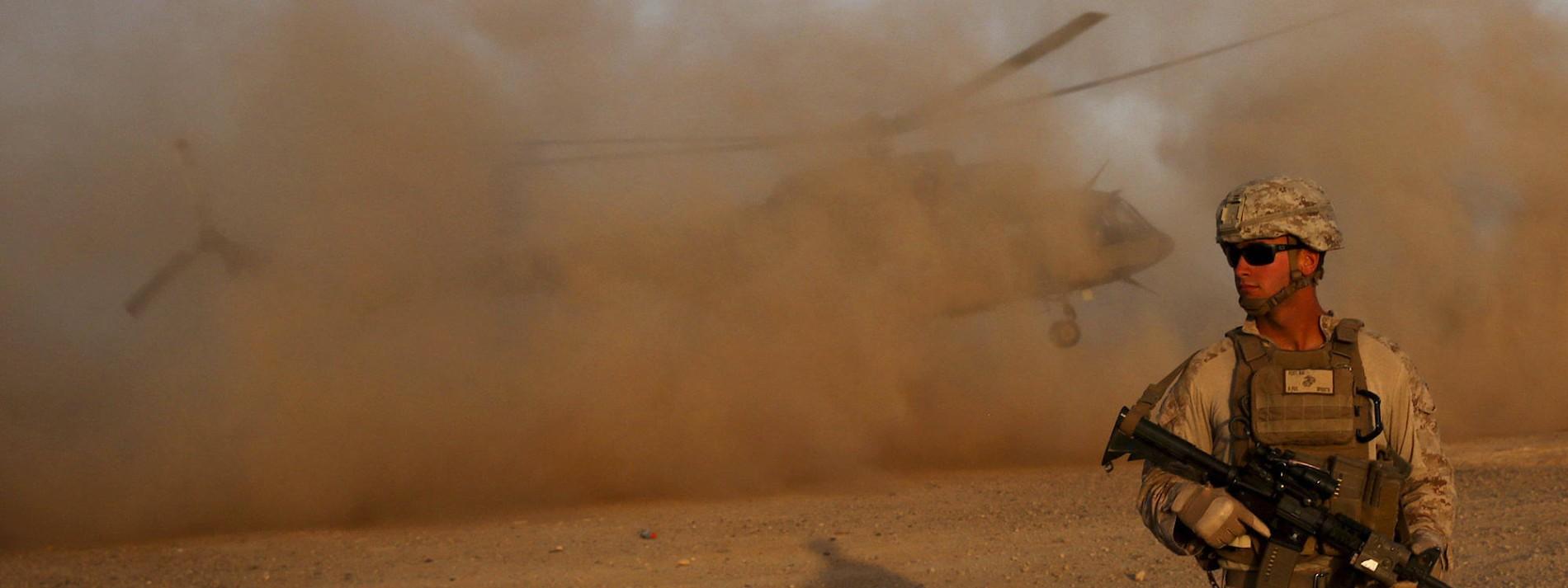 Truppenabbau in Afghanistan und Irak läuft wie geplant