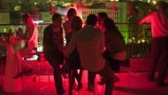 Früher war mehr Vergnügen: Lokal im Istanbuler Stadtteil Beyoglu vor ein paar Jahren