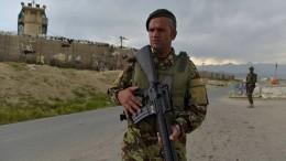 Weiterer Anschlag in Afghanistan