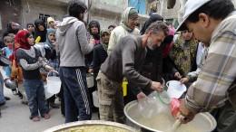 Mutmaßlicher syrischer Kriegsverbrecher in Berlin festgenommen