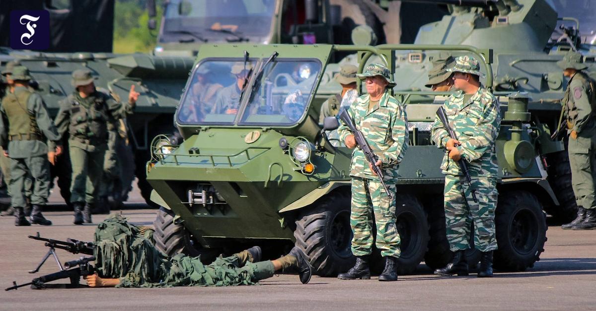 Nach Militärübungen Venezuelas: Amerikaner aktivieren Militärbündnis gegen Maduro