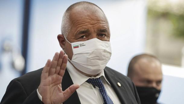 Borissow stellt Rücktritt der Regierung in Aussicht
