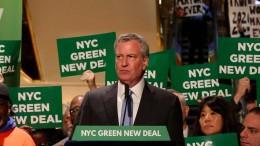 New Yorks Bürgermeister steigt ins Rennen der Demokraten ein