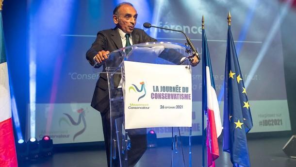 Der Mann für die von Le Pen Enttäuschten