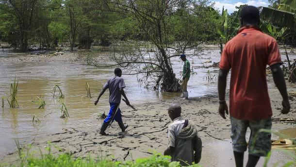 UN befürchten Millionen Hungertote in Kongo