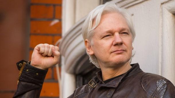 Mexiko bietet Julian Assange Asyl an