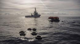 170 Tote bei Schiffsunglücken im Mittelmeer befürchtet