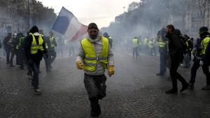 Was Macron fehlt