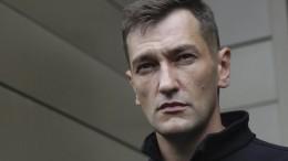 Nawalnyjs Bruder festgenommen