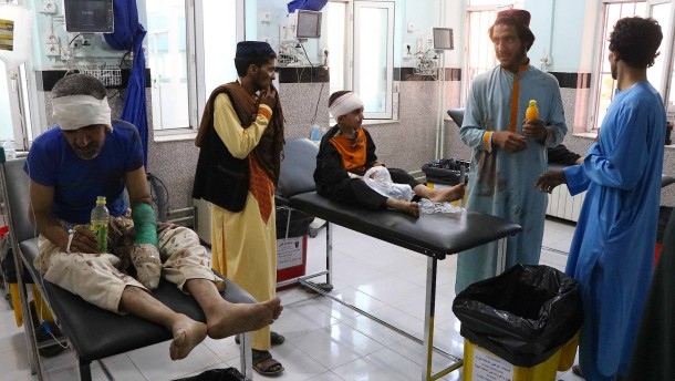 Amerika verurteilt Luftangriff in Afghanistan