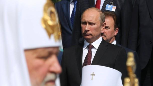 Fürst Wladimir und sein Namensvetter