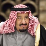 Ein königliches Dekret stellt in Saudi-Arabien auch die Unterstützung von Terror unter Strafe. Salman ibn Abd al-Aziz Al Saud ist seit 2015 König.