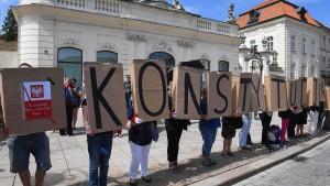 EU leitet Verfahren gegen Polen ein