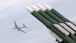 Wie funktionieren Boden-Luft-Raketen?