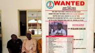 Auf den Boko-Haram-Anführer Abubakar Shekau ist in Nigeria schon seit Jahren ein hohes Kopfgeld ausgesetzt.