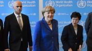 Merkel will medizinischen Katastrophenschutz verbessern