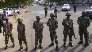 Amnesty wirft Nigerias Armee Menschenrechtsverletzungen vor