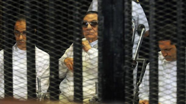 Neuer Korruptionsprozess gegen Mubarak