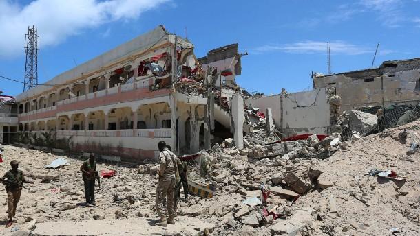 Hotel wird zum dritten Mal Anschlagsziel von Terroristen