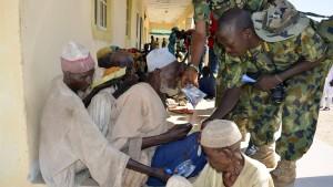 Armee befreit 240 Geiseln von Boko Haram
