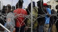 Südafrika setzt Armee in Townships ein