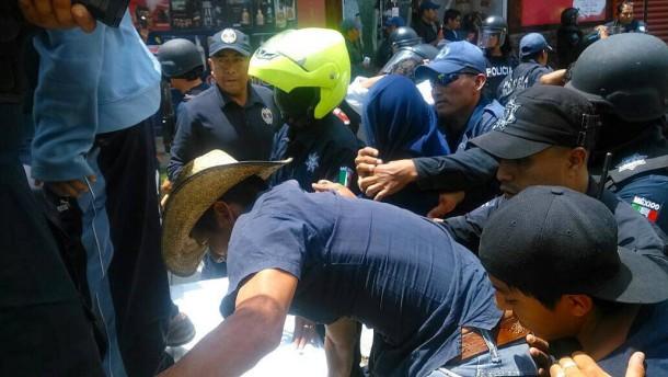 Gestohlene Urnen und angezündete Wahlunterlagen