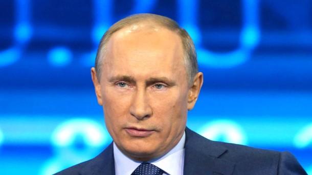 Putin für Schulterschluss mit Amerika