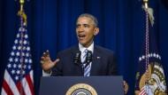Obama: Religion nicht verantwortlich für Terrorismus