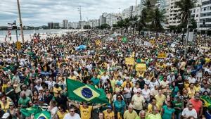 Der einsame Präsident von Brasilien