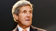 Kerry reist nach Jordanien und Saudi-Arabien