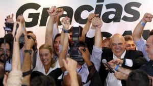 Neue Hoffnung in Venezuela