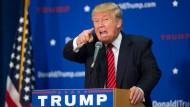 Trump will Flüchtlinge nach Syrien zurückschicken