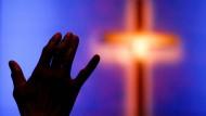 Amerikaner wird atheistischer