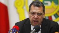 Mexikanischer Gouverneur tritt zurück