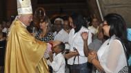 Vatikan lässt ehemaligen Nuntius verhaften