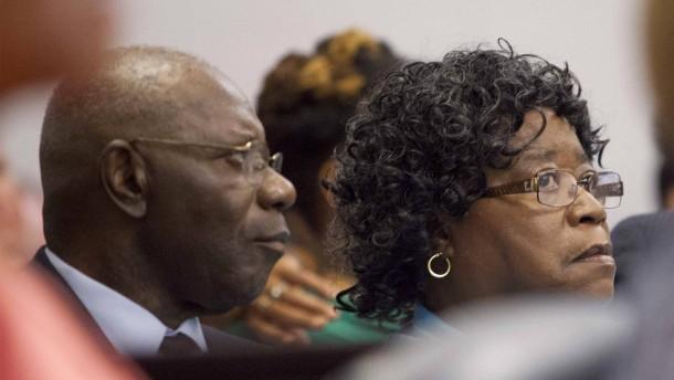 Stadt zahlt Familie von Walter Scott 6,5 Millionen Dollar