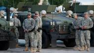 Obama begrenzt Militärausrüstung bei Polizeieinsätzen