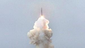 Vereinigte Staaten verschieben Raketentest